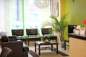 Doctor Office Design Enchanting Cheerful Salon Waiting Area Ideas For Your Interior Designing Home