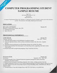 Computer Science Resume Sample Custom Resume For Internship In Computer Science Photo Sample Puter Science