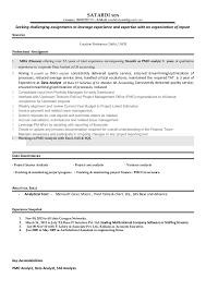 Resume _satabdi Sen Pmo Analyst