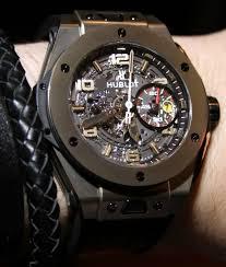 Safe favorite watches & buy your dream watch Hublot Big Bang Ferrari Watches Hands On Ablogtowatch