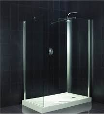 Fine Curved Shower Enclosures Uk Wonderful Glass Walk In Throughout Inspiration Decorating