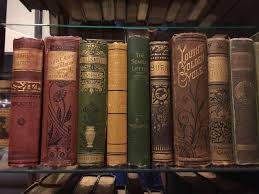 the gilded lion book n etsy has so many beautiful antique books you can practically