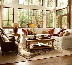 pottery barn living room rugs rooms furniture