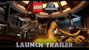 LEGO <b>Jurassic World</b> Launch Trailer - Nintendo Switch - YouTube