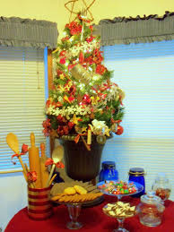 Kitchen Christmas Tree Make The Best Of Things Kitchen Christmas Tree