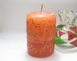 design your own designer candles  in decors