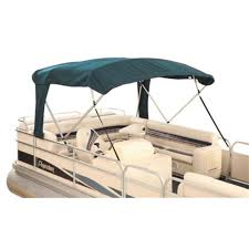 attwood bimini top buggy style teal ac 370tl