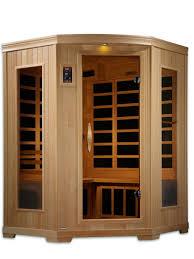 Golden Design 3 Person Sauna Golden Designs 3 Person Low Emf Far Infrared Sauna 9 Carbon Heaters New Dynamic