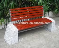 cement garden bench. Simple Cement Ergonomic Cement Benches In The Garden Stone Seat For Cement Garden Bench T