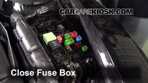 blown fuse check 2012 2016 volkswagen beetle 2013 volkswagen 6 replace cover secure the cover and test component