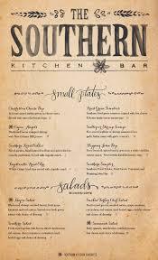 Southern Kitchen Provisions The Southern Kitchen Bar