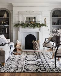 this will help determine how big a rug you may need circular or oval rugs are best suited for small living rooms
