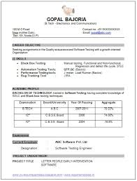 Resume Template Pdf New Resume Format Word Format Yeniscale Pour