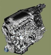 stock automotive illustration photorealistic cutaway v6 engine