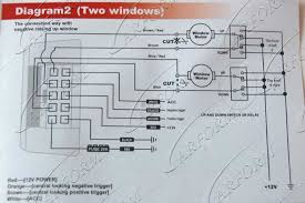 universal power window roll up module one by one with remote how to wire a 5 pin power window switch at Universal Power Window Wiring Diagram