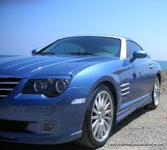 chrysler crossfire custom. chrysler crossfire custom eyebrows accessories
