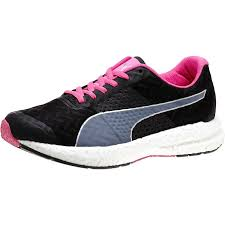 puma shoes pink and black. puma shoes uk | hot sale women nrgy running in black-fluo pink d46y7053,puma for uk,puma sneakers starboy,catalogo and black