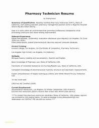Resume Examples For Pharmacy Technician Awesome Pharmacy Tech Resume Samples With Pharmacy Assistant Resume Sample
