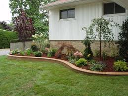Small Picture Amazing of Easy Landscaping Ideas For Front Yard Small Front