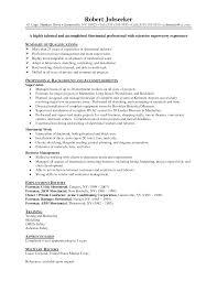 sheet metal resumes