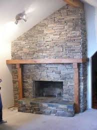 ... below is one with side columns also. I would only add the side columns  if for some reason I wanted to limit the size of the hearth.