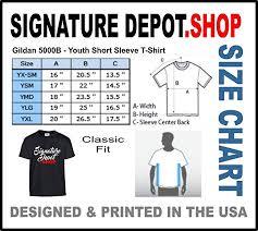 Gildan Tee Shirt Size Chart Signature Depot Kids Funny T Shirt Id Rather Be Fishing With Pole Youth Tee Shirt