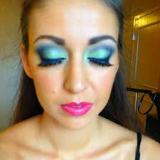 dance makeup for yesterday s peions by amelia c