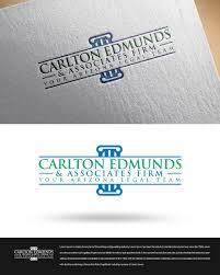Professional Design Associates Professional Bold Legal Logo Design For Firm Name Carlton