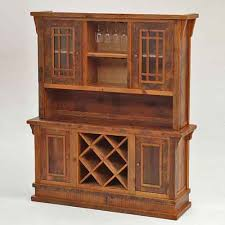 stony brooke reclaimed barn wood hutch wine glass storage 7734