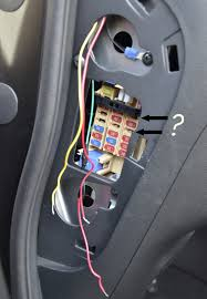 fuse box connections homelink mirror nissan forum nissan forums image