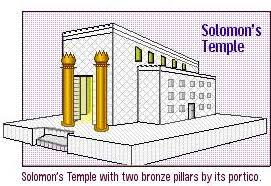 Image result for Two Pillars