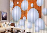 ... Ceiling Fabric Draping Bedroom Beautiful 3d Blackout Curtains A Variety  Of Lifelike Refined Elegant Window ...