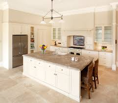 Travertine Kitchen Backsplash Travertine Kitchen Backsplash Kitchen Traditional With Pocket Door