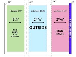 Six Panel Brochure Good 6 Sided Brochure Template Photos Free Templates Impressive