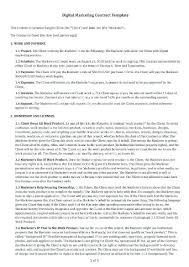 Get rid of your unformatted contract templates, and change it with jotform's pdf contract template that can be formatted to match your business designs and jotform's pdf contract templates are editable which means you can adjust the overall format including the aforementioned sections. 100 Free Contract Templates Samples Bonsai