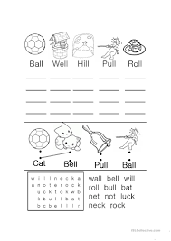 At fun fonix you can find resources to support your phonics program and materials even if you are starting from zero. Phonics Worksheet English Esl Worksheets For Distance Learning And Physical Classrooms