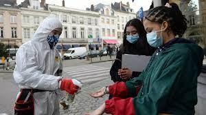 Covid: en Belgique, l'interdiction des voyages non essentiels passe mal