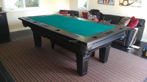 Combination Pool Table Dining Room Table Pool Table As A Dining Table