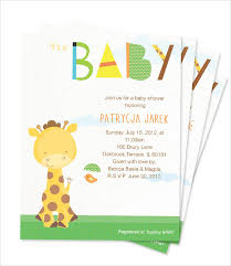 Doc 585650 Baby Shower Card Template Baby Shower Card Product ...