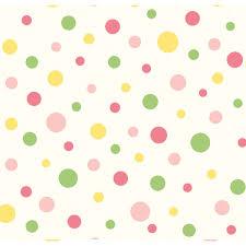 chesapeake circus pink polka dot wallpaper wallpaper wallpaper