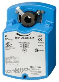 johnson controls m9109 series electric non spring return actuators the