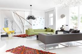 cream rug living room contemporary with black chandelier boucherouite rugs brightly colored rug