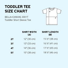 Bella Tee Size Chart Hitchhikers Guide Dont Panic Tees Onesies Yelo Pomelo