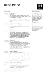 Art Director Resume Samples Visualcv Resume Samples Database