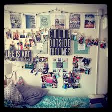 Dorm Room Wall Decor Pinterest