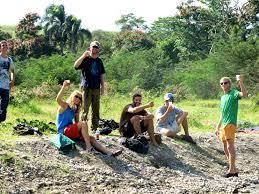 "photo essay charcos damajagua n republic turf to surf  n republic sailing blog travel """