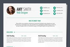 Resume Templates Best Simple 28 Best Free Creative Resume Templates Download Resume Template