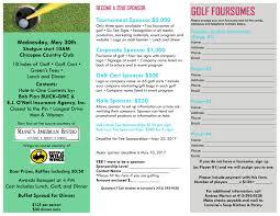 Annual Golf Tournament – Lorraine's Soup Kitchen & Pantry