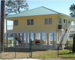 stilt house building technology flood disaster reduction
