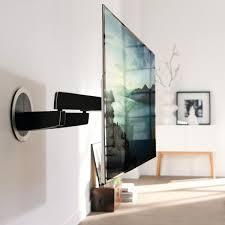vogels next7355 full motion motorised tv wall mount for 40 to 65 inch tvs black